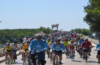Η 9η Τριεθνής Ποδηλατική συνάντηση 7 Μαίου στην Ανδριανούπολη