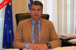 Τοψίδης: Δεν θα είμαι υποψήφιος βουλευτής