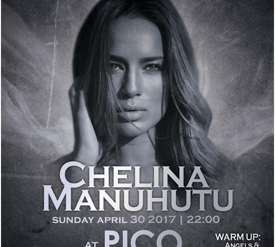 H Ολλανδή dj Chelina Manuhutu στις 30 Απριλίου στην Αλεξανδρούπολη