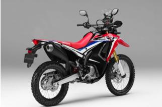Honda CRF250 RALLY:Ιδανική για τις… περιπέτειες του Σαββατοκύριακου