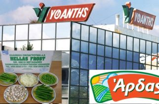 Κατεψυγμένα λαχανικά Έβρου: Έτοιμα να κατακτήσουν όλη την Ελλάδα