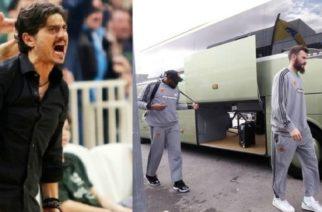 Εβρίτες Παναθηναϊκοί ψάχνουν πότε θα  περάσει οδικώς η ομάδα μπάσκετ