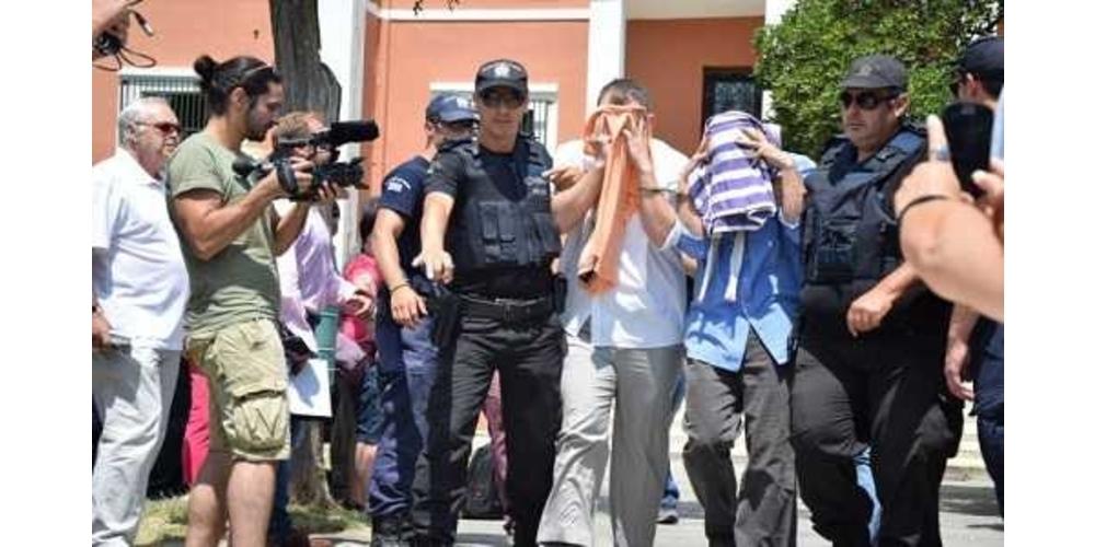 Χαστούκι στην Τουρκία: Απορρίφθηκε και η  δεύτερη αίτηση έκδοσης των  3 στρατιωτικών