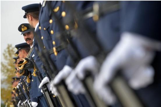 Διαμαρτυρίες για διαχωρισμό αξιωματικών στην Πολεμική Αεροπορία