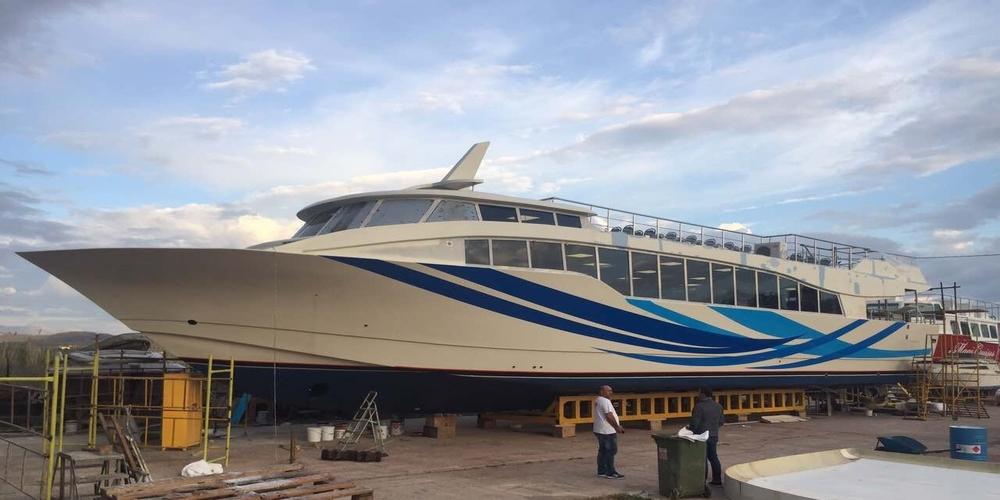 """ΑΠΟΚΛΕΙΣΤΙΚΟ: Αυτό είναι το νέο γρήγορο πλοίο """"ΣΑΜΟΘΡΑΚΗ 1"""" που αλλάζει το ταξίδι για το νησί"""