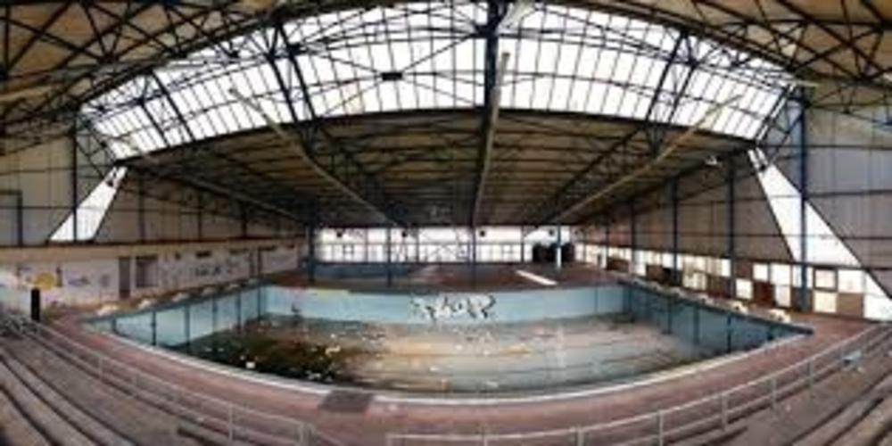 Αλεξανδρούπολη: Αναψυκτήριο στη θέση του παλιού Κολυμβητηρίου