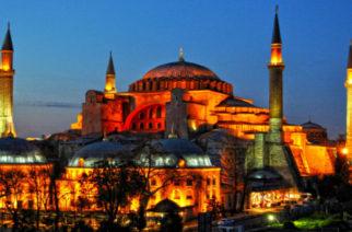 Ζ. Λιβανελί: Τζαμί η Αγια-Σοφιά; Μα χτίστηκε 100 χρόνια πριν εμφανιστεί το Ισλάμ!!!