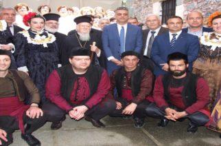 Συγκινητικό προσκύνημα Ν. Βυσσιωτών στον τάφο του Στ.Καραθεοδωρή στην Κωνσταντινούπολη(φωτό)
