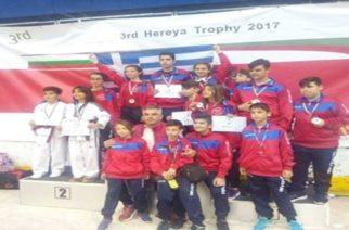 Εβρίτικες επιτυχίες στο 3rd Hereya Trophy Τάε Κβον Ντο της Σόφιας