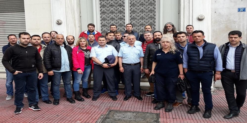 Αστυνομικοί: Αποχώρησαν απ' το Γενικό Λογιστήριο μετά τις διαβεβαιώσεις