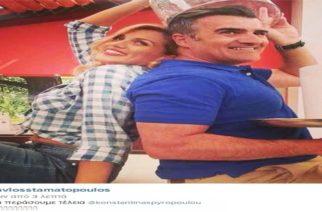 Παύλος Σταματόπουλος: Ο Εβρίτης συμπαρουσιαστής της Κωσταντίνας Σπυροπούλου