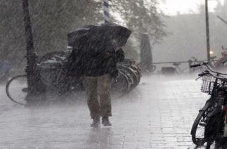 Βροχές και καταιγίδες και σήμερα στον Έβρο