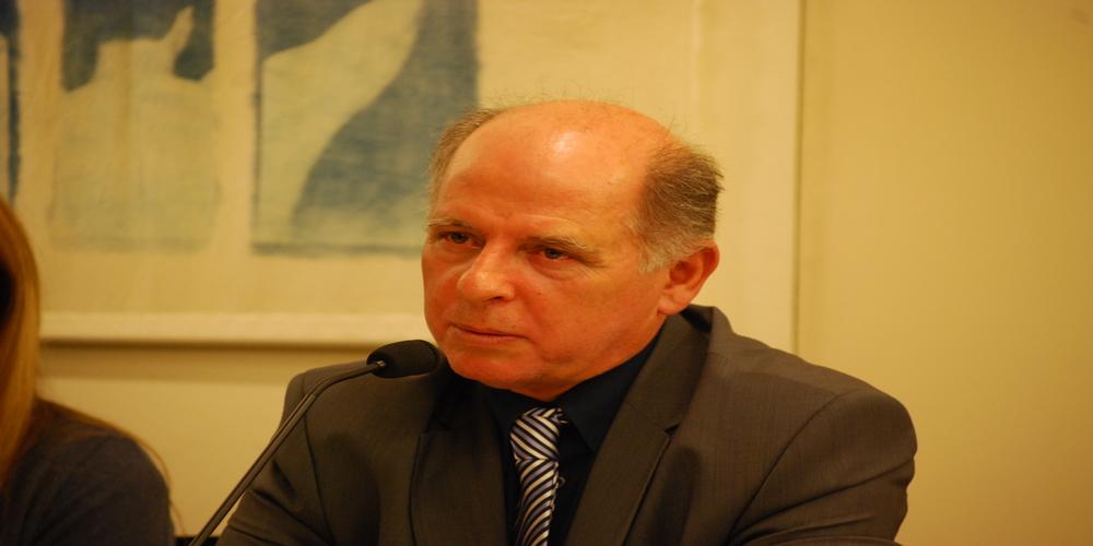 Ο Εβρίτης Κ. Τριανταφυλλάκης παρουσιάζει το νέο του βιβλίο στην Πάτρα