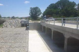 Έτοιμη την άλλη εβδομάδα η γέφυρα στα Δίκαια