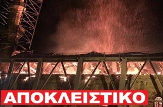 Έρχονται διώξεις για την καταστροφική πυρκαγιά στο Τέμενος Βαγιαζήτ του Διδυμοτείχου
