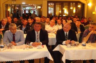 Περιοδεία αρχηγού της ΕΛΑΣ Κωσταντίνου Τσουβάλα στον Έβρο