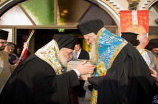 Η Δαδιά υποδέχθηκε τα λείψανα του Αγίου Νικολάου (πλούσιο φωτορεπορτάζ)