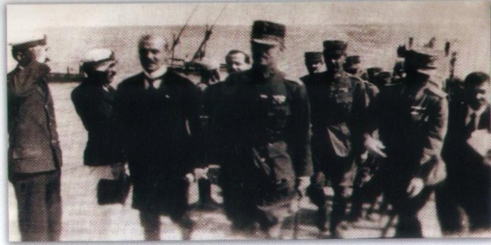Το έγγραφο παράδοσης της Αλεξανδρούπολης στον Ελληνικό Στρατό το 1920