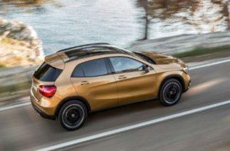Η ανανεωμένη Mercedes CLA με τιμή από 28.000 ευρώ