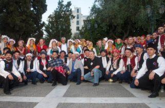 Νέες εκδηλώσεις για τα ΕΛΕΥΘΕΡΙΑ  απ' τους Θρακιώτες της Αθήνας στις 27 Μαίου