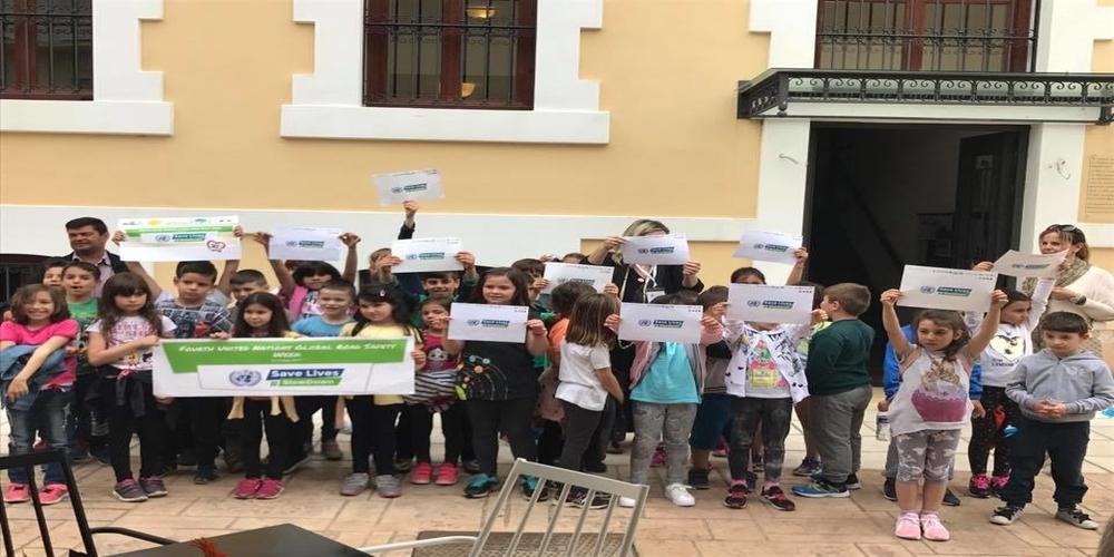 """Αλεξανδρούπολη: Δήμαρχος και Αντιδήμαρχοι εθελοντές στο """"ΧΑΜΗΛΩΝΟΥΜΕ ΤΑΧΥΤΗΤΑ ΣΩΖΟΥΜΕ ΖΩΕΣ"""""""