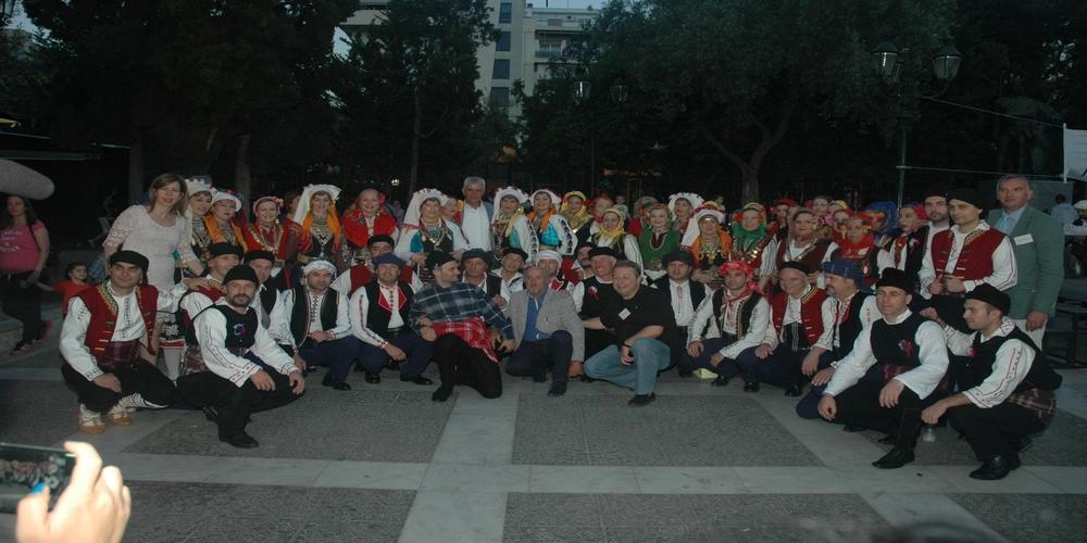 """Με Ρένο Χαραλαμπίδη και """"Εβρίτικη Ζυγιά"""" οι θρακιώτικες εκδηλώσεις στην Αθήνα"""