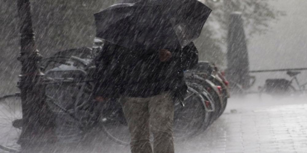 Έρχονται σποραδικές καταιγίδες στον Έβρο