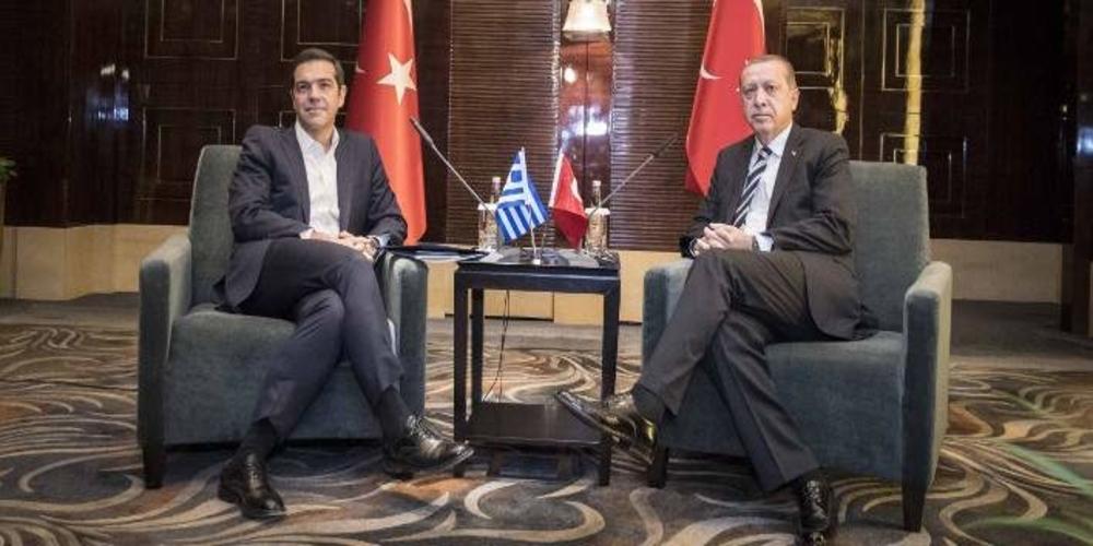 Ερντογάν σε Τσίπρα: Βρες λύση να μου στείλεις τους 8 στρατιωτικούς