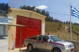 Έτοιμο για τα εγκαίνια το Πυροσβεστικό Εθελοντικό Κλιμάκιο Φερρών