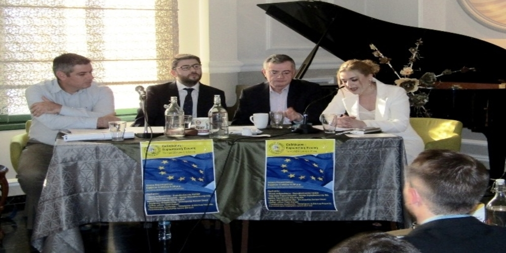 Γεροντόπουλος: Χρειαζόμαστε περισσότερη Ευρώπη,  που θα σέβεται όμως τους λαούς της
