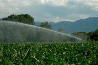 Χαράτσι στους αγρότες για το νερό ποτίσματος των χωραφιών