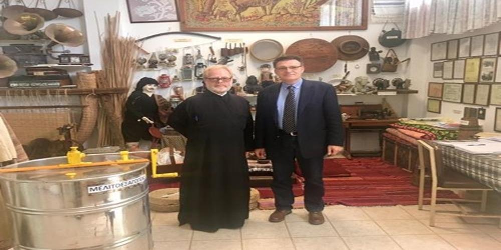 Μουσείο Λαογραφίας Έβρου: Αγώνας 55 χρόνων του παπα-Γιώργη Κομνίδη