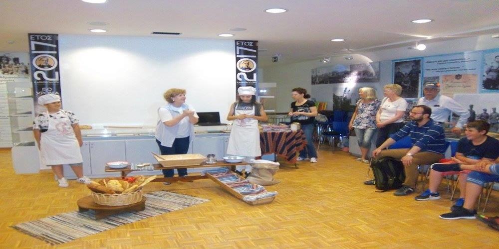 """Ορεστιάδα: Μαθητές πήγαν… Μουσείο και έμαθαν για """"Άρτος ο επιούσιος"""""""
