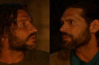 """Survivor: Χαμός απόψε και """"Μην κοιτάς σαν μαλ…ας ρε»"""