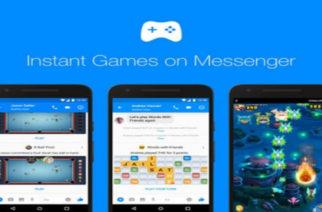 Διαθέσιμα σε όλους τα παιχνίδια στο Facebook Messenger!