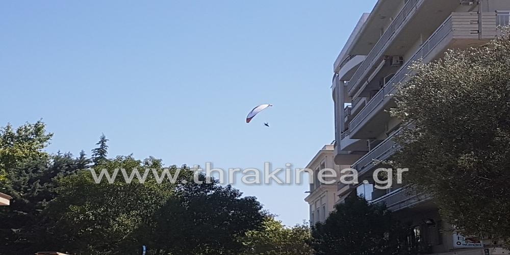 Τί είδαν ξαφνικά να πετάει στον ουρανό της Αλεξανδρούπολης;