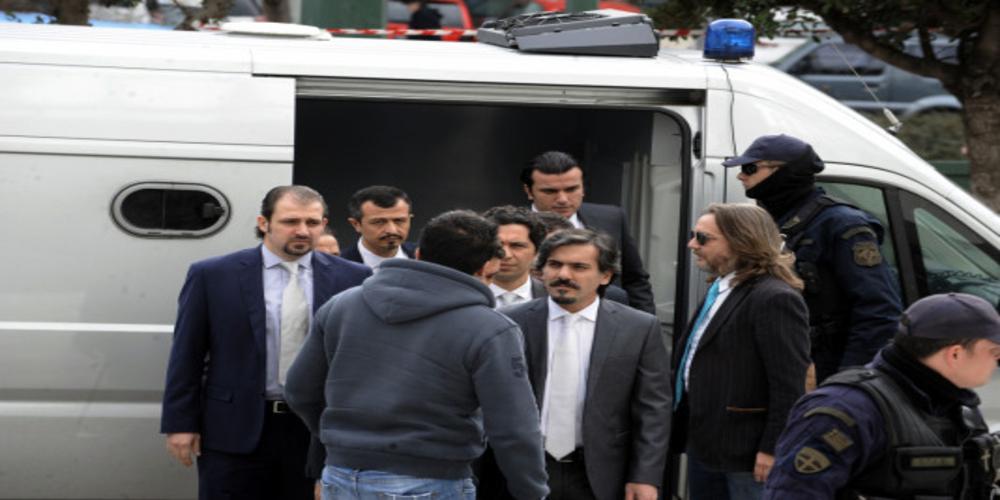 """Ένα ακόμα """"όχι"""" στην Τουρκία για την έκδοση των 3 Τούρκων αξιωματικών"""