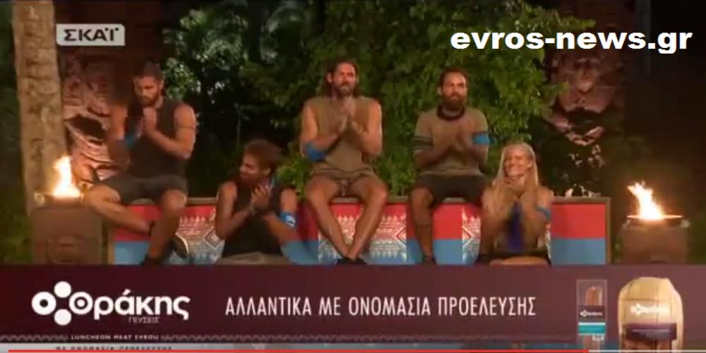 """Οι """"Θράκης Γεύσεις"""" μεγάλοι πρωταγωνιστές στο SURVIVOR!!! (χαρακτηριστικό video)"""