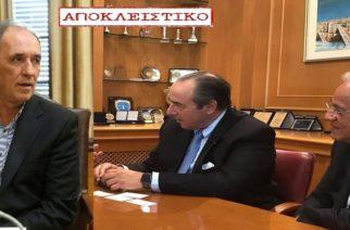 Πλήρης επιβεβαίωση του evros-news.gr από Λαμπάκη-Τοψίδη για τη συνάντηση Σταθάκη με Λιβανό, Κοπελούζο