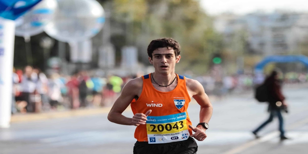 Άλλη μια επιτυχία για τον Γκούρλια. Δεύτερος Πανελληνιονίκης στην Πάτρα