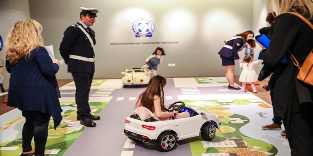 """""""Τα παιδιά μιλούν"""" για την οδική ασφάλεια από την Ελληνική Αστυνομία"""