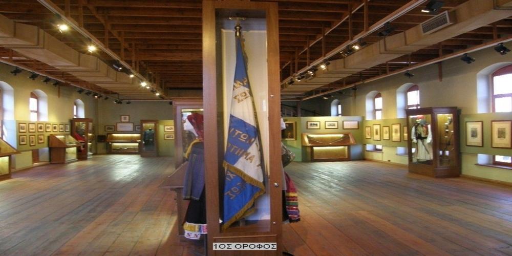 Ξενάγηση στο Στρατιωτικό Μουσείο Διδυμοτείχου (video)