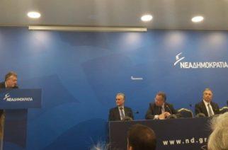 Γεροντόπουλος για εξωτερική πολιτική: Η Κυβέρνηση πατάει σε δυο βάρκες και θα πέσει στο νερό