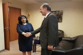 Έντονο βουλγαρικό ενδιαφέρον για τον LNG Αλεξανδρούπολης