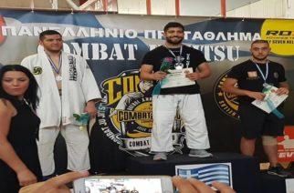 Τέσσερα μετάλια κατέκτησε ο Σπάρτακος Διδυμοτείχου στο Πανελλήνιο πρωτάθλημα