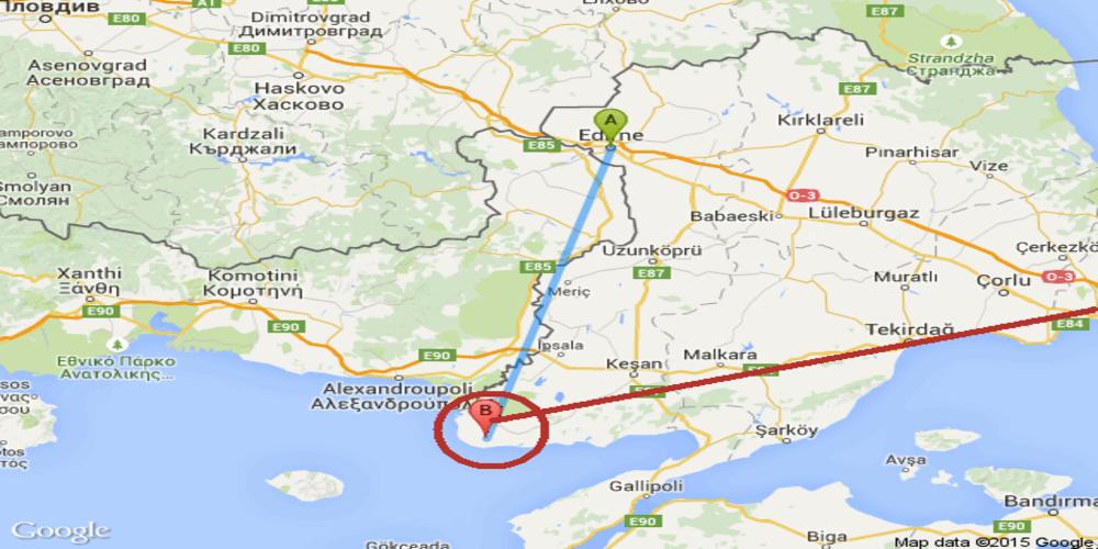 Λιμάνι για να επισκιάσουν την Αλεξανδρούπολη στήνουν οι Τούρκοι στον Αίνο
