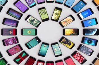 Αυξήθηκαν οι πωλήσεις smartphones το πρώτο τρίμηνο του 2017