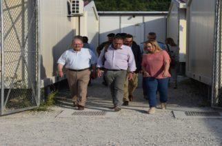 """Μουζάλας: """"Κουρασμένη"""" δομή το Κέντρο υποδοχής στο Φυλάκιο Έβρου"""