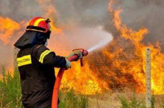 Απαγόρευση κυκλοφορίας στον Έβρο, λόγω υψηλού κινδύνου εκδήλωσης πυρκαγιάς