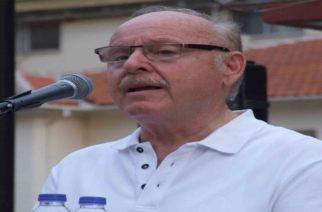 Πατσουρίδης: Λέμε όχι στην εγκατάλειψη και την απομόνωση